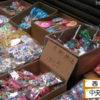 昭和な空間でお菓子大人買い!中央菓子卸市場