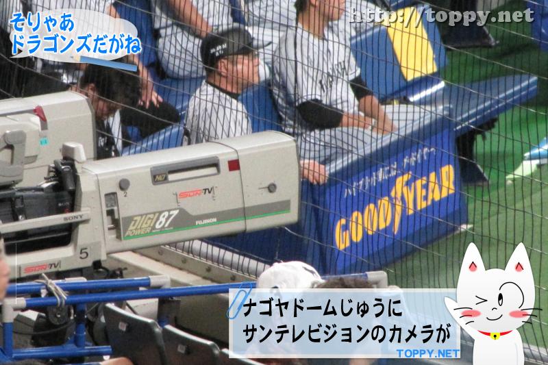 サンテレビ 野球中継