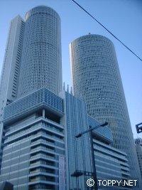 名古屋駅のビル
